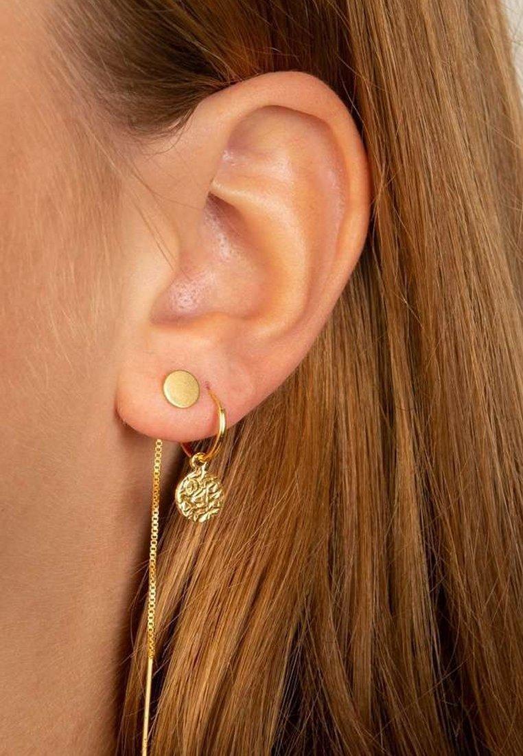 Violet Hamden - Earrings - gold-coloured