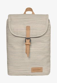 Eastpak - STRIPE - Rucksack - white/beige - 1