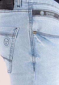 Gabbiano - Slim fit jeans - light blue - 5