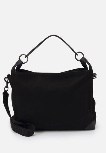 HOBO XL - Handbag - black
