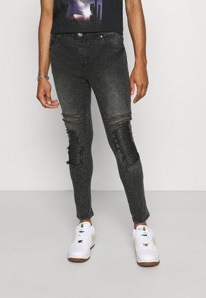 BELIZE - Jeans Skinny Fit - dark grey