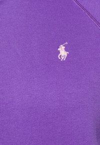 Polo Ralph Lauren - LONG SLEEVE - Felpa con cappuccio - spring violet - 6