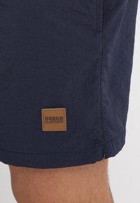 Urban Classics - BLOCK - Swimming shorts - navy - 3