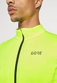 Gore Wear - C3 THERMO  - Fleece jacket - neon yellow - 3
