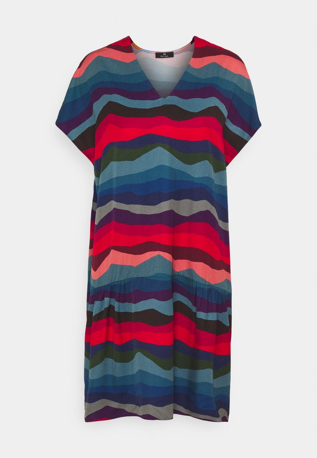 Day dress - multicoloured