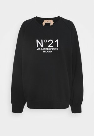 NEW LOGO - Sweatshirt - nero