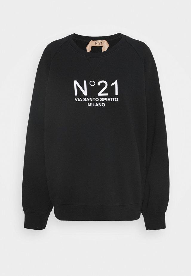 NEW LOGO - Sweater - nero