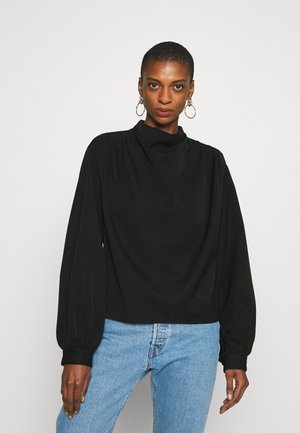LILVA - Long sleeved top - black
