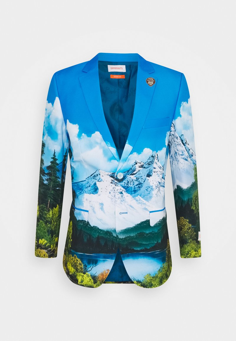 OppoSuits - BOB ROSS™ BLAZER - Sako - dark blue