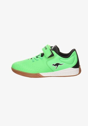 COMB KLETTSCHUH - Trainers - green