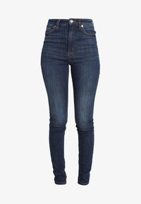 Monki - OKI - Slim fit jeans - mid blue - 5