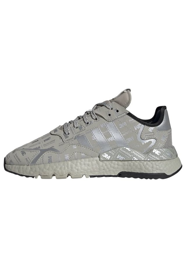 NITE JOGGER SHOES - Sneakers basse - grey
