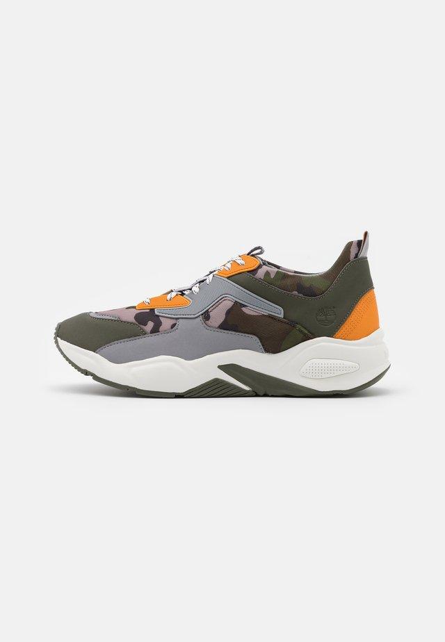 DELPHIVILLE - Sneaker low - dark green