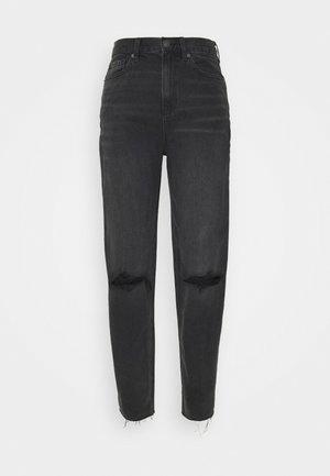 Relaxed fit jeans - rocker black