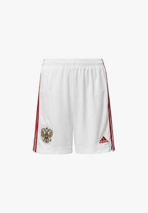 RUSSIA HOME SHORTS - Sports shorts - white