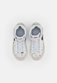 Nike Sportswear - BLAZER MID - High-top trainers - white/black-white-sail - 3