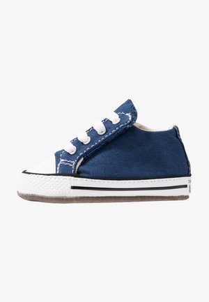 CHUCK TAYLOR ALL STAR CRIBSTER MID - Obuwie do raczkowania  - navy/natural ivory/white