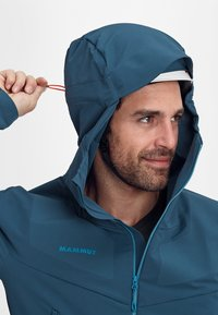 Mammut - AENERGY PRO  - Soft shell jacket - wing teal - 7