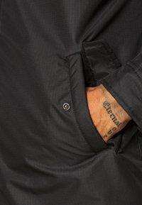 Redefined Rebel - RRGALAXY HOOD - Light jacket - black - 4