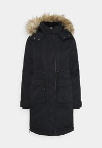 Hollister Co. - ELEVATED DOWN PARKA  - Down coat - black - 5