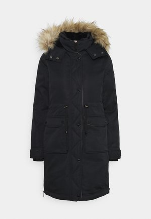 ELEVATED DOWN PARKA  - Down coat - black