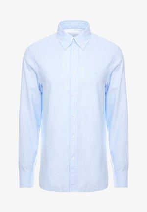 BUTTON DOWN WASHED REGULAR FIT - Koszula - light blue