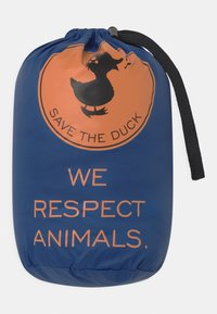 Save the duck - ANDY UNISEX - Waistcoat - snorkel blue - 3