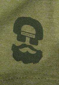 Spitzbub - ERICH - Print T-shirt - green - 5