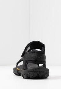 Merrell - KAHUNA WEB - Sandales de randonnée - black - 3