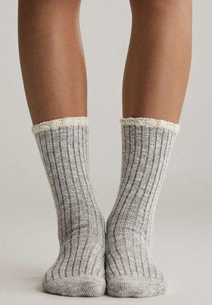 2er-Pack - Socks - light grey