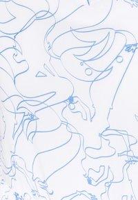 Marc O'Polo DENIM - DRESS WIDE SLEEVES - Day dress - scandinavian white - 2