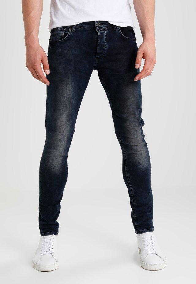 EGO>RAVEN - Jeans slim fit - raven