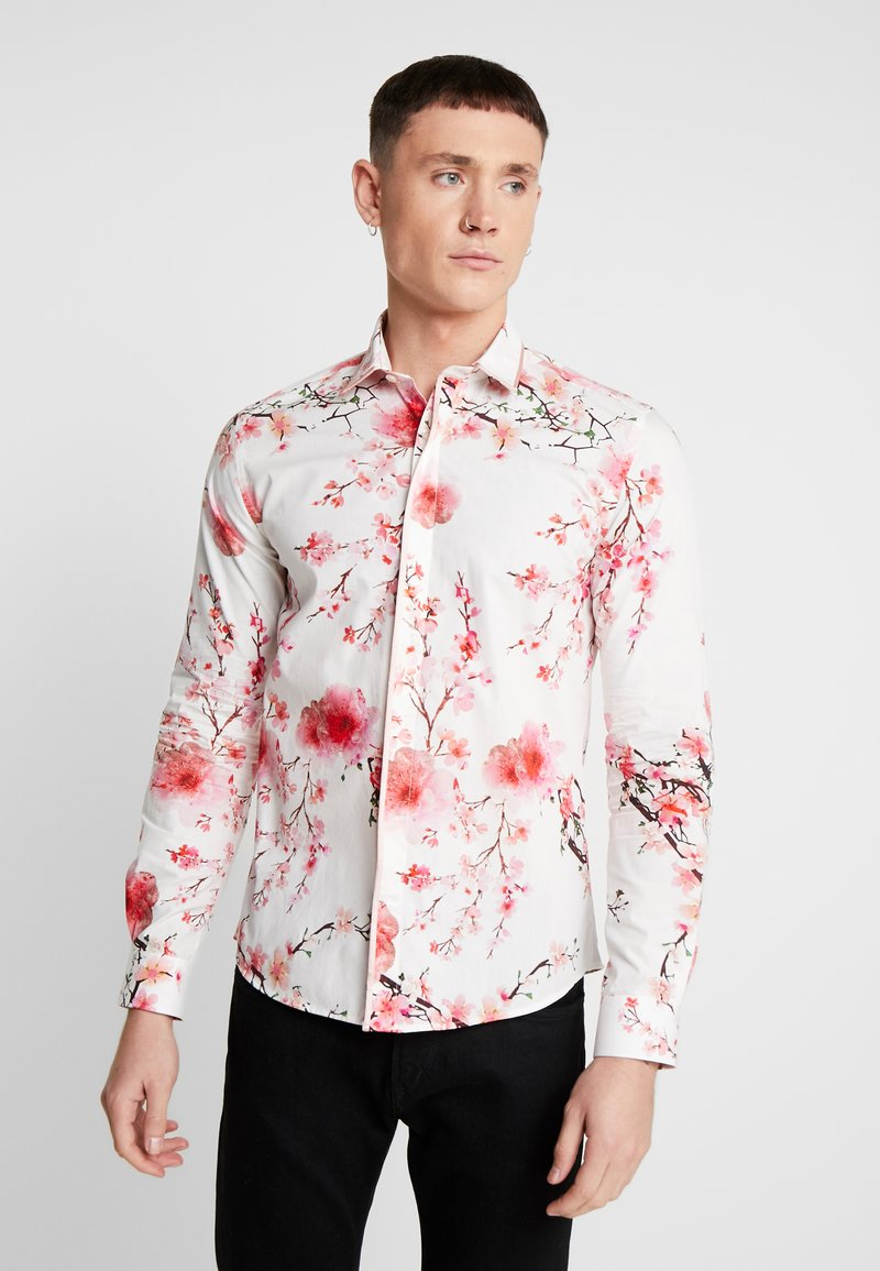 Twisted Tailor - MULLEN  - Shirt - white