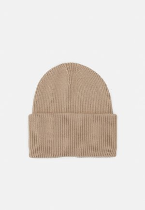 CAP BASIC DOUBLE FOLD - Beanie - beige