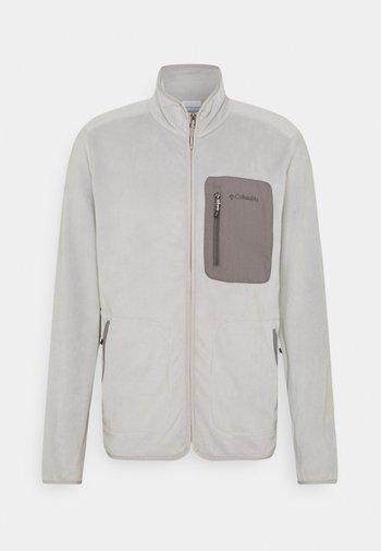 EXPLORATION™ - Fleece jacket - columbia grey/city grey