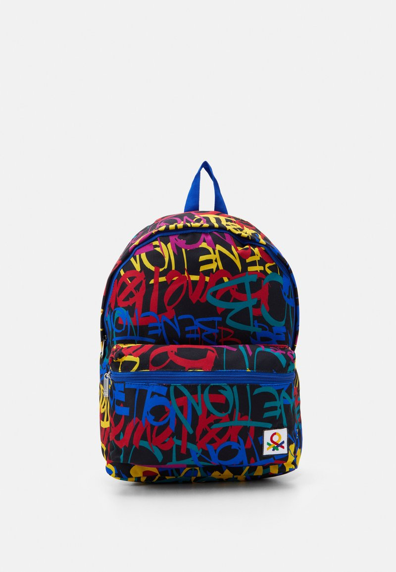Benetton - KNAPSACK - Rugzak - multicoloured