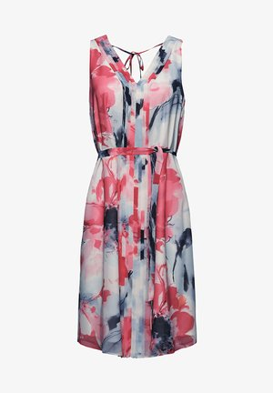 MIT BLUMEN-PRINT - Day dress - rose