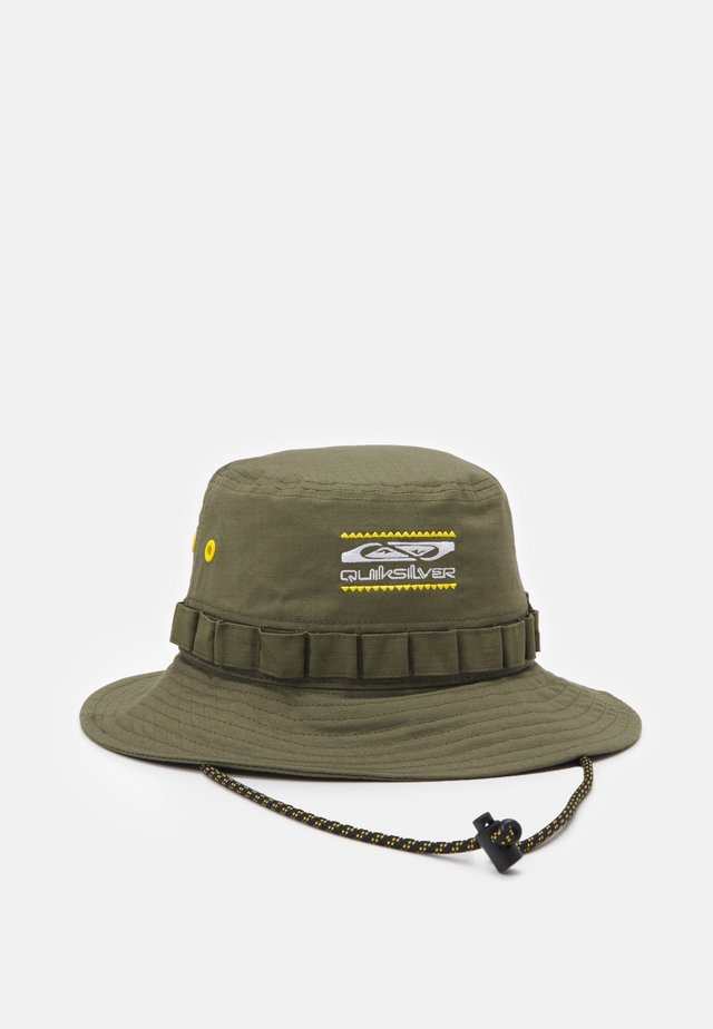 PITCHED OUT HATS - Beanie - olive branch