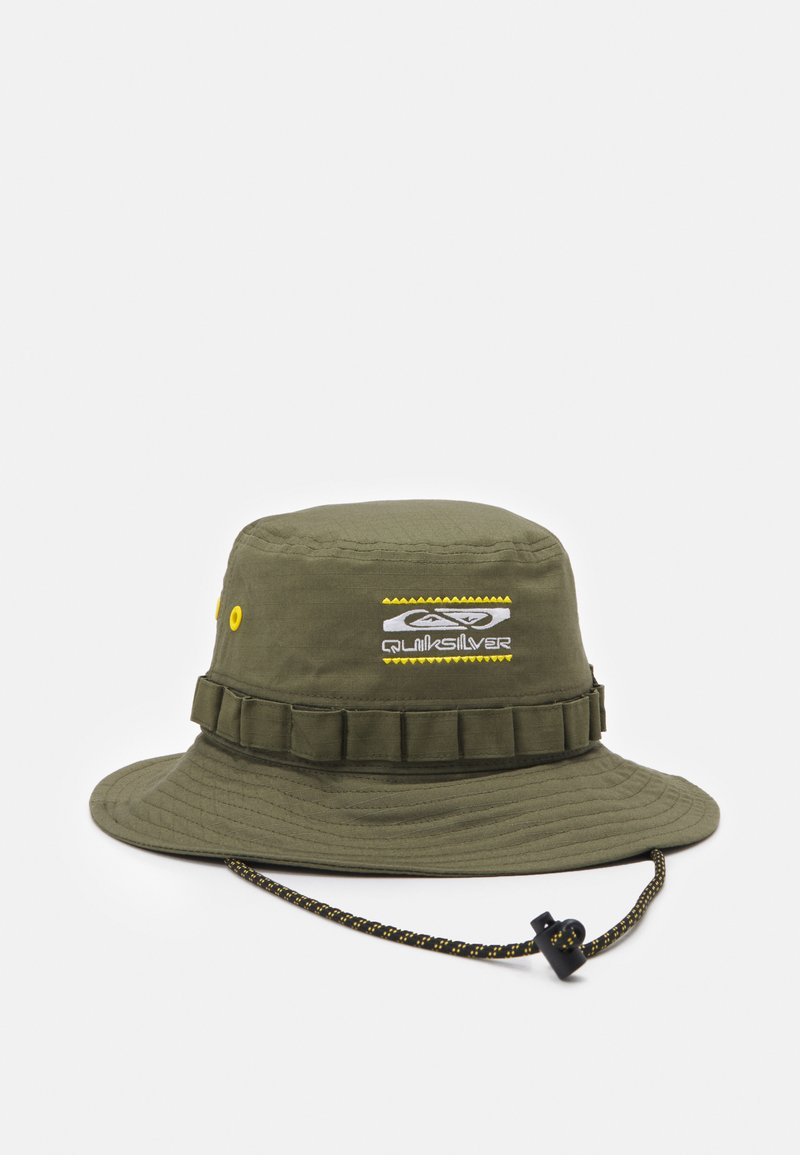 Quiksilver - PITCHED OUT HATS - Beanie - olive branch