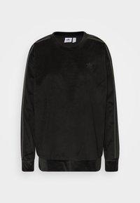 adidas Originals - CREW SWEATER  - Sweatshirt - black - 4