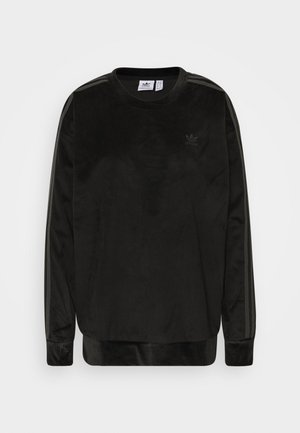 CREW SWEATER  - Sweatshirt - black