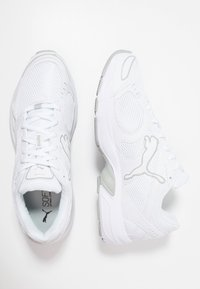 Puma - AXIS - Zapatillas - white/high rise - 1