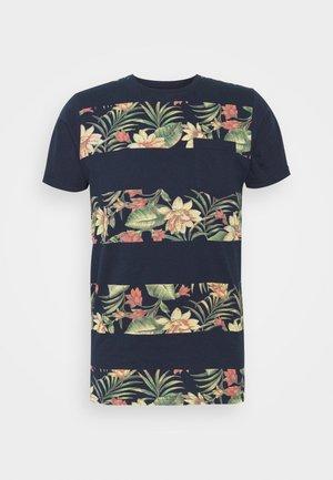 EPSLEY - T-shirt print - navy