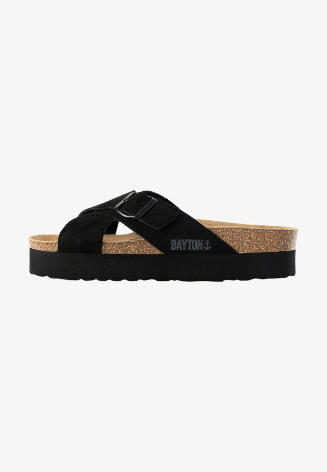 AJAX - Sandaler - black