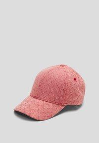 s.Oliver - Cap - red aop - 5