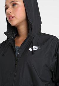 Nike Sportswear - Tunn jacka - black/white - 3