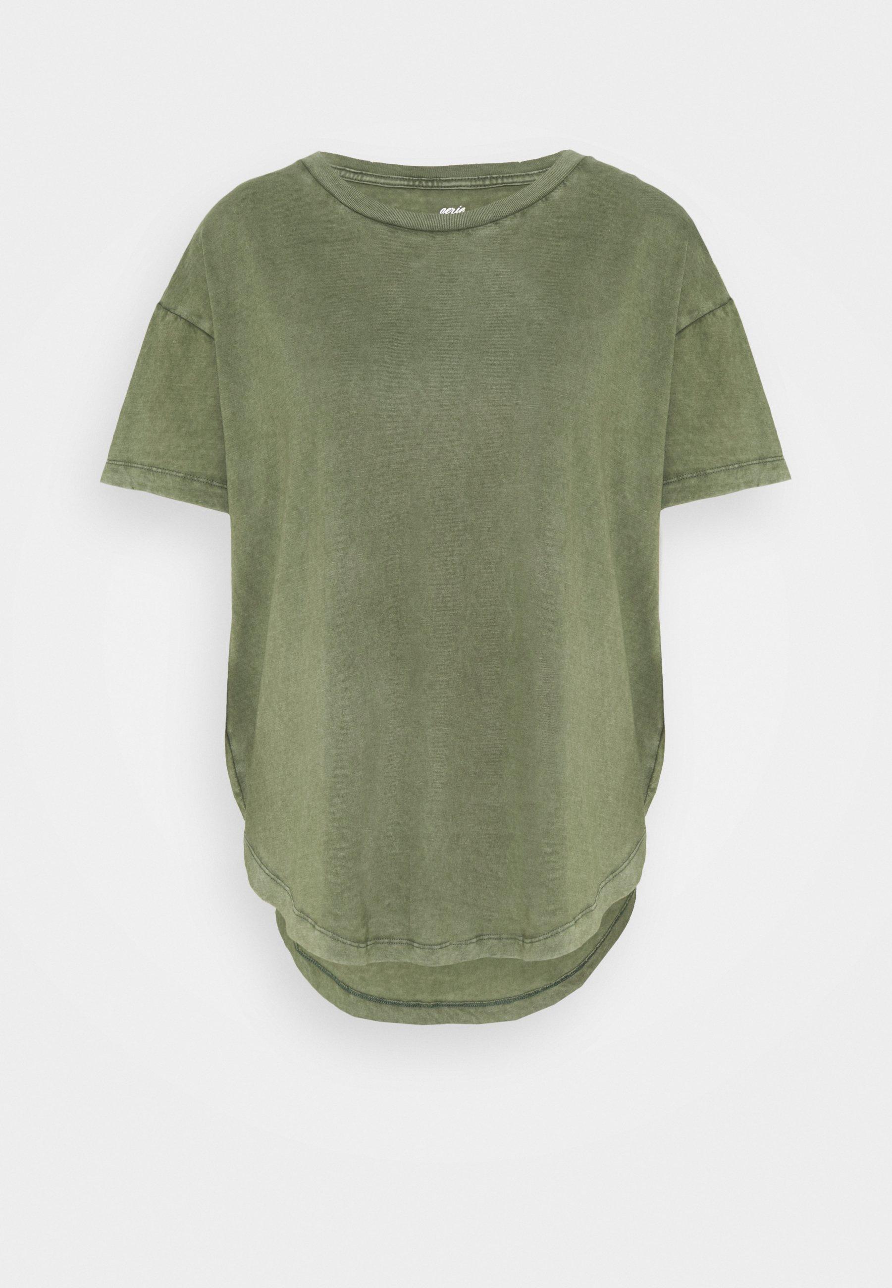 Women BASIC TEE - Basic T-shirt