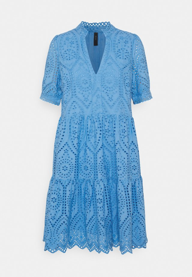 YASHOLI DRESS  - Day dress - silver lake blue