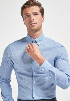 TWO PACK - Zakelijk overhemd - blue