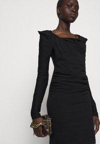 Vivienne Westwood - ELIZABETH DRESS - Robe en jersey - black - 5